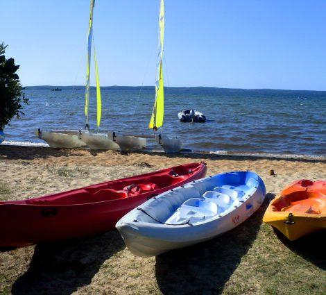 Les kayaks
