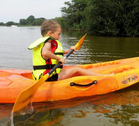 Kayak loko 1 place
